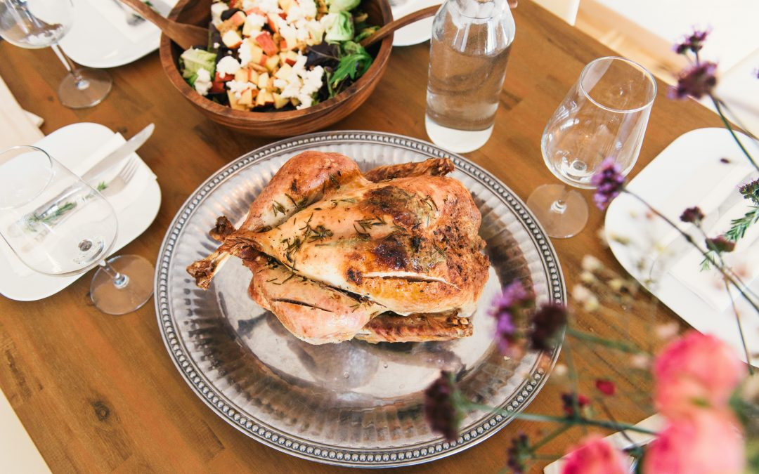 Lean Protein Recipe: Lemon Herb Roasted Chicken Breasts